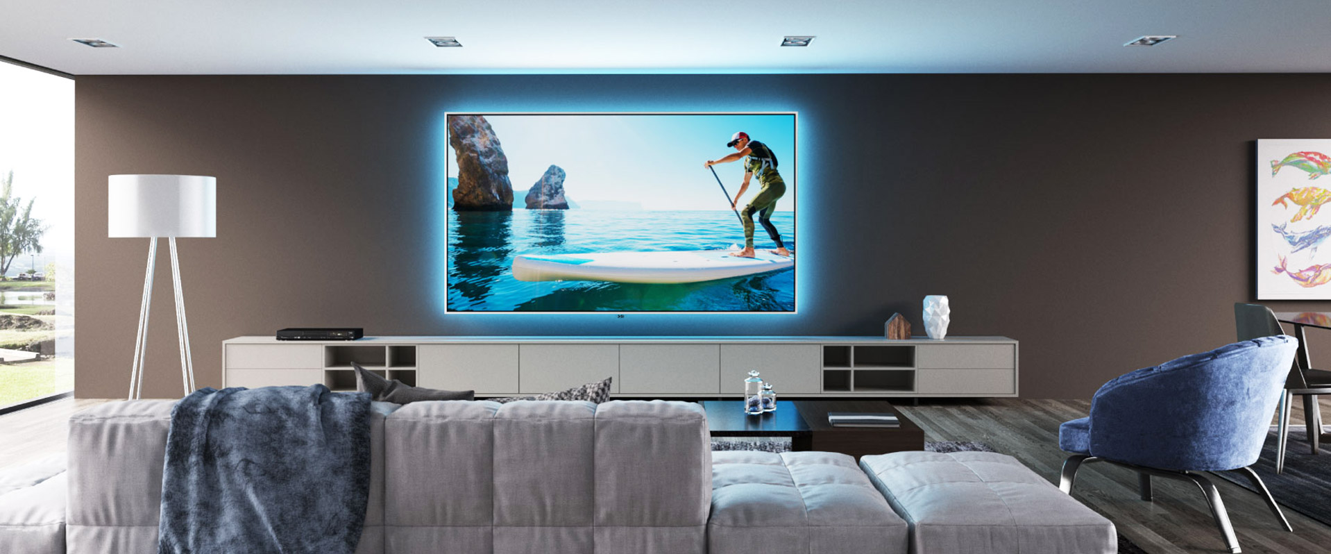 Home Cinema | Screen Innovations | Unilet Sound & Vision