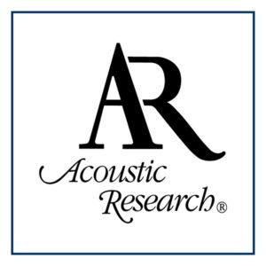 Acoustic Research | Unilet Sound & Vision