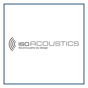 IsoAcoustics | Unilet Sound & Vision