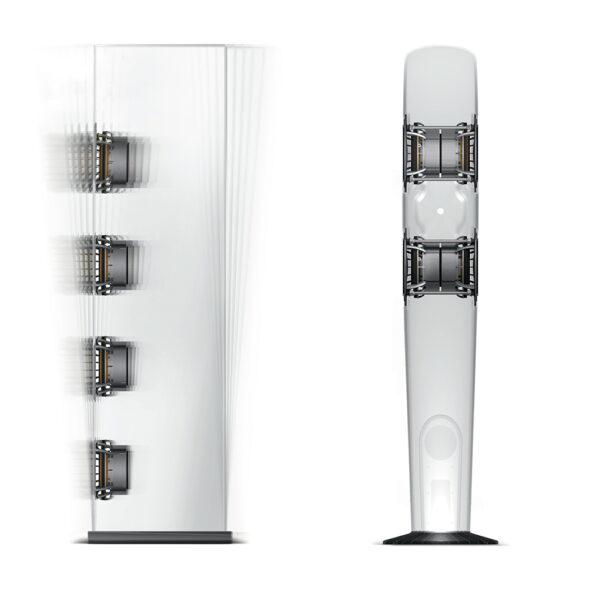 KEF Blade Loudspeakers   Unilet Sound & Vision