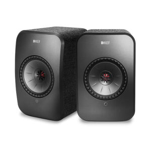 KEF LSX Wireless Speakers | Unilet Sound & Vision
