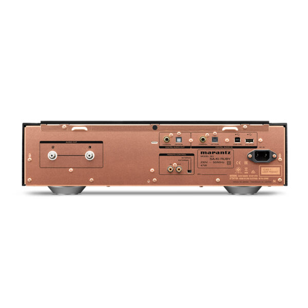 Marantz SA-KI Ruby SACD / CD Player (Rear View)| Unilet Sound & Vision