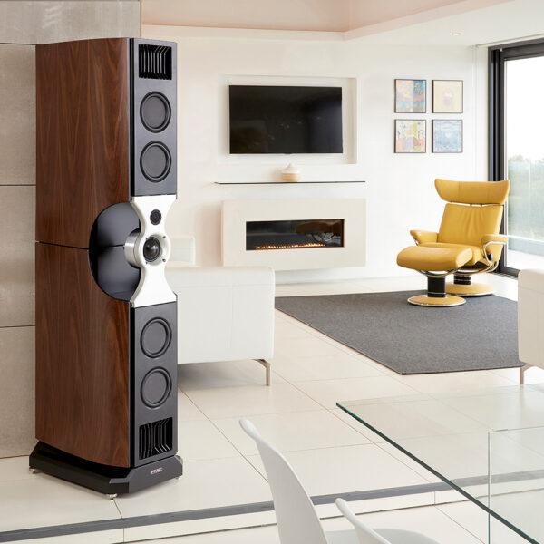 PMC Fact Fenestria Rich Walnut | Unilet Sound & Vision