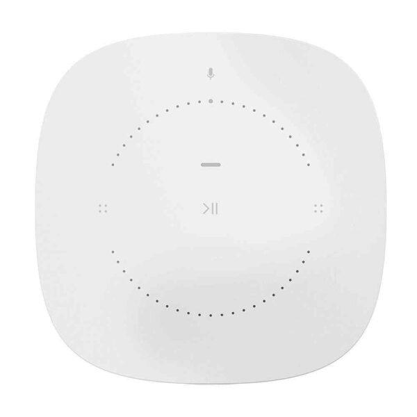 Sonos One Smart Speaker (White, Top) | Unilet Sound & Vision
