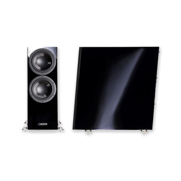 PMC Twenty5.Sub Subwoofer (Diamond Black) | Unilet Sound & Vision