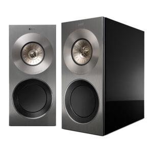 KEF Reference 1 Loudspeaker (Piano Black) | Unilet Sound & Vision