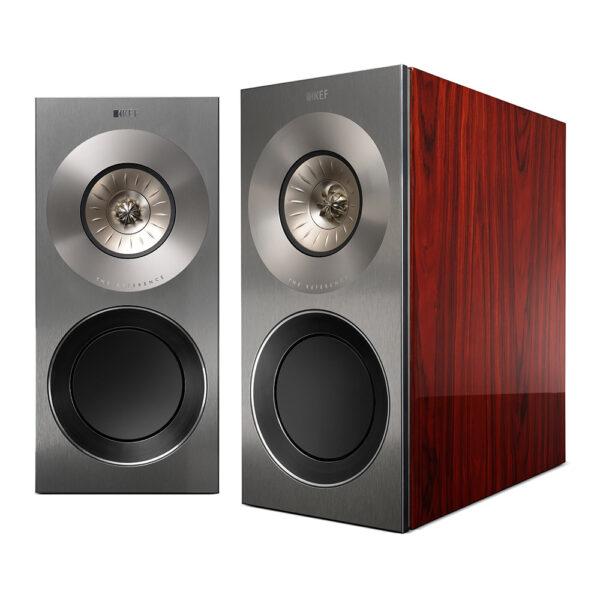 KEF Reference 1 Loudspeaker (Rosewood) | Unilet Sound & Vision