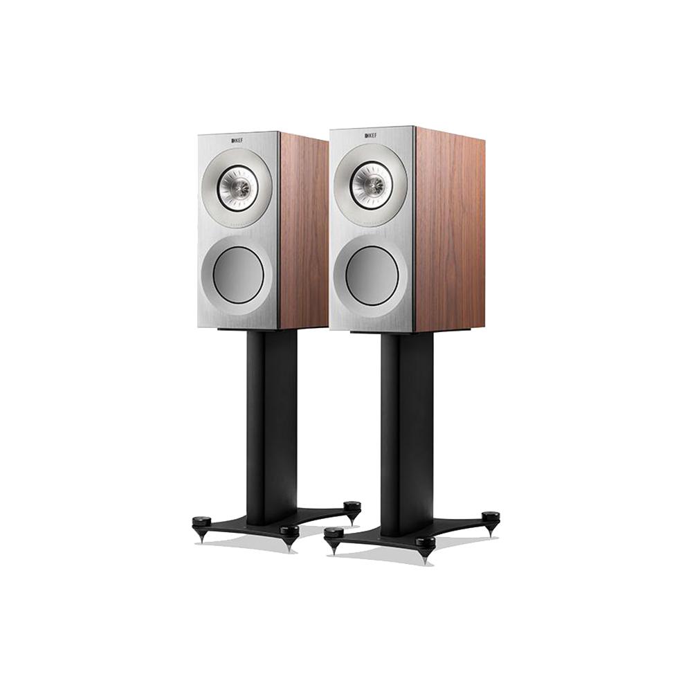 KEF Reference 1 Loudspeaker (Silver Satin Walnut) | Unilet Sound & Vision