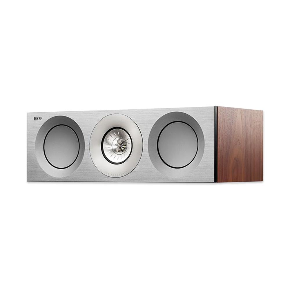 KEF Reference 2c Centre Loudspeaker (Silver Satin Walnut) | Unilet Sound & Vision