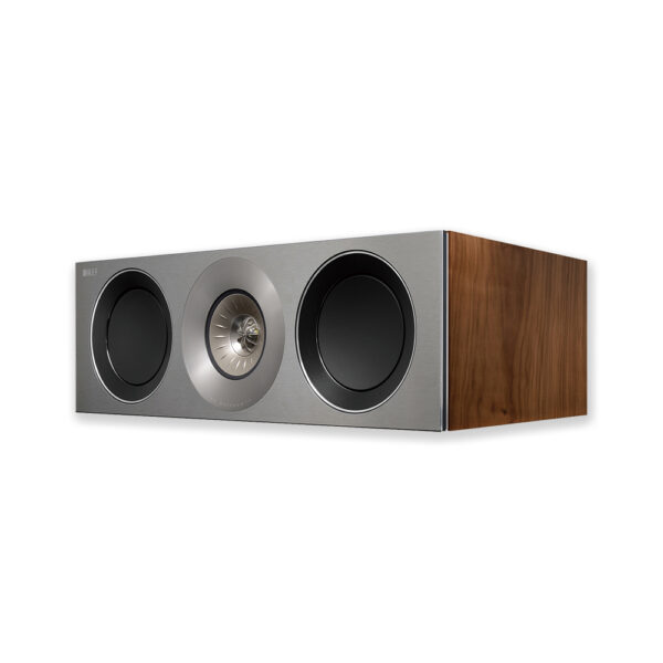 KEF Reference 2c Centre Loudspeaker (Walnut) | Unilet Sound & Vision