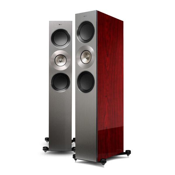 KEF Reference 3 Loudspeaker (Rosewood) | Unilet Sound & Vision