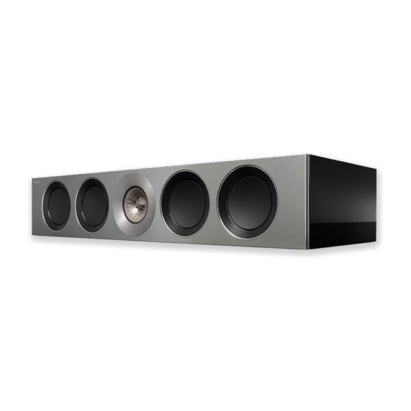 KEF Reference 4c Centre Loudspeaker (Piano Black)   Unilet Sound & Vision