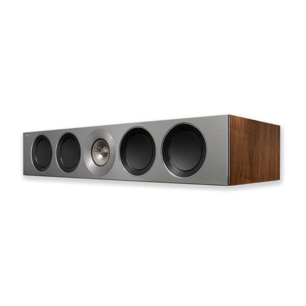 KEF Reference 4c Centre Loudspeaker (Walnut)   Unilet Sound & Vision