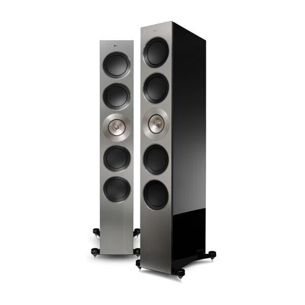 KEF Reference 5 Loudspeaker (Piano Black) | Unilet Sound & Vision