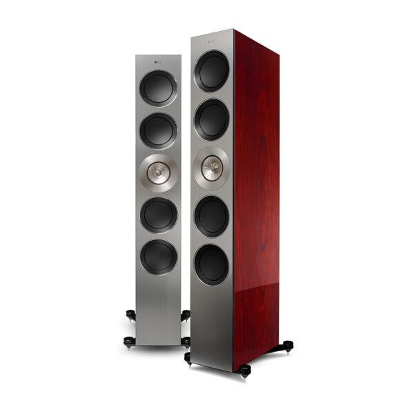 KEF Reference 5 Loudspeaker (Rosewood) | Unilet Sound & Vision