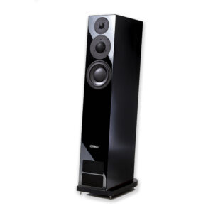 PMC Twenty5.26 Loudspeaker (Diamond Black) | Unilet Sound & Vision