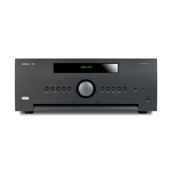 Arcam AVR390 AV Receiver   Unilet Sound & Vision