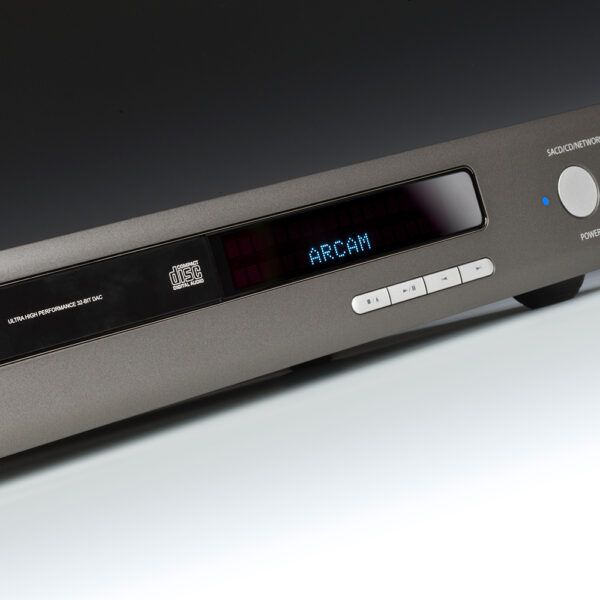 Arcam CDS50 CD/SACD Network Player | Unilet Sound & Vision