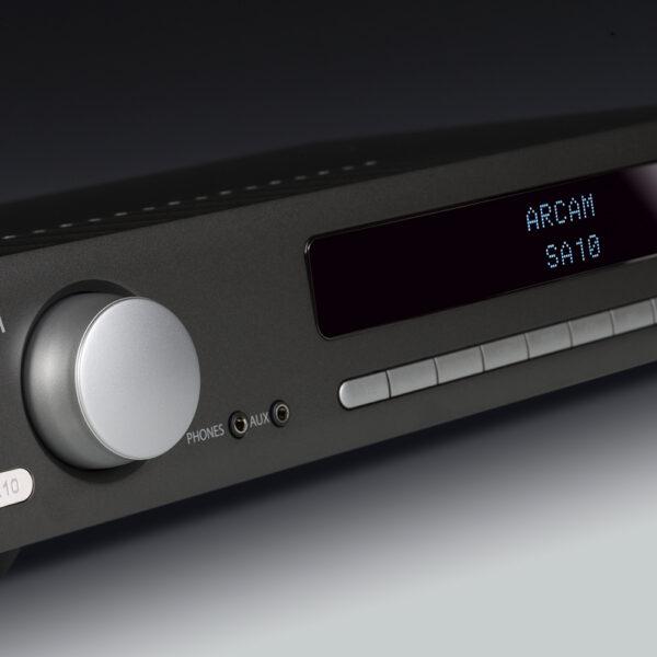 Arcam SA10 Integrated Amplifier | Unilet Sound & Vision
