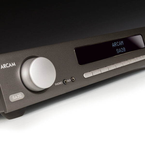 Arcam SA20 Integrated Amplifier | Unilet Sound & Vision