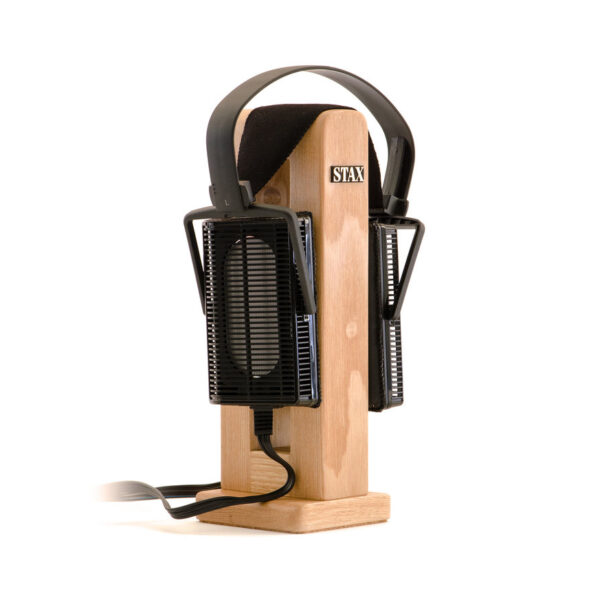 STAX Audio HPS-2 Headphone Stand | Unilet Sound & Vision
