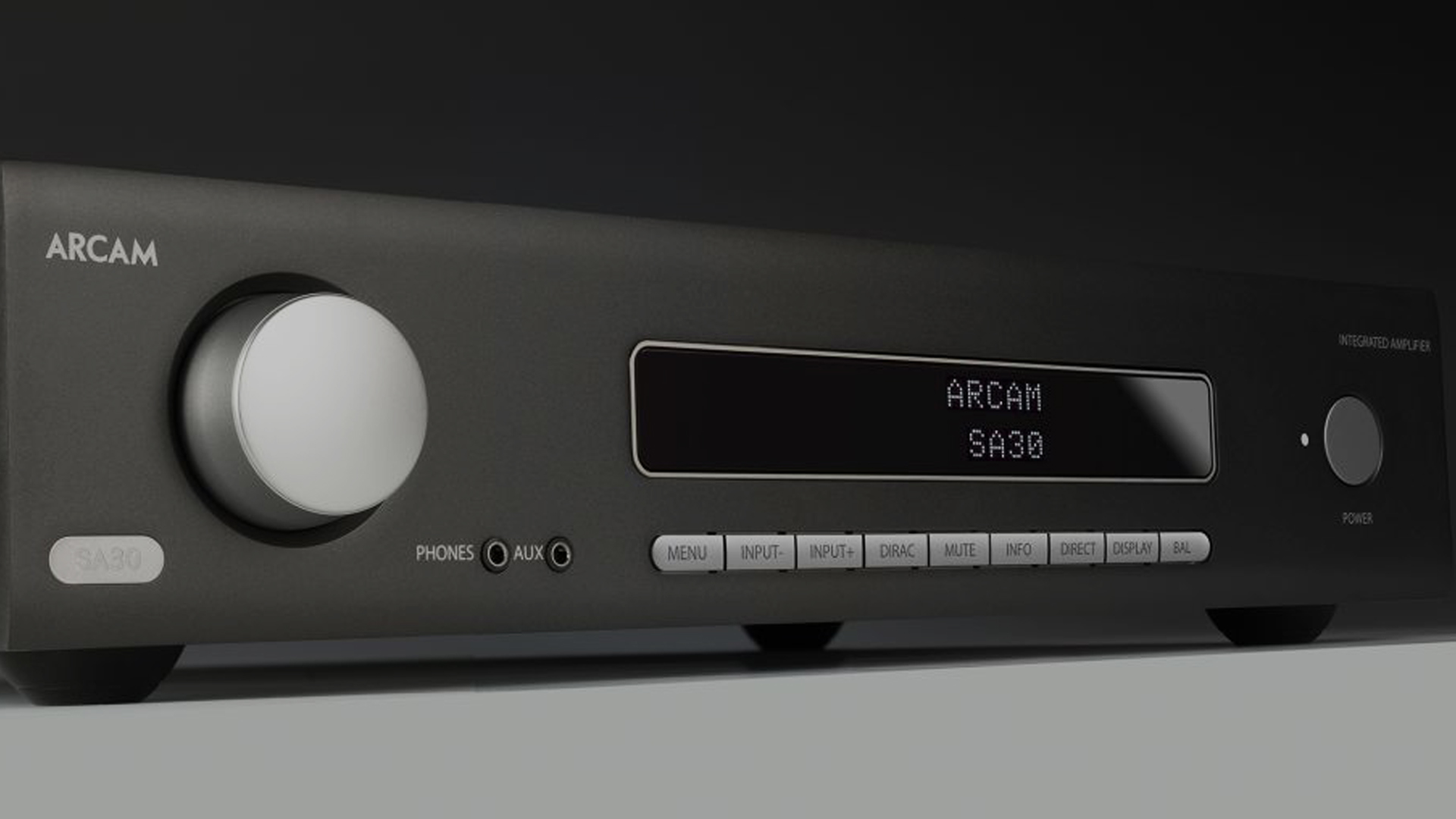 Arcam SA30 Flagship Integrated Amplifier | Unilet Sound & Vision