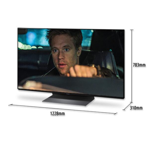 Panasonic GZ1000 Utra HD 4K OLED Television (55in) | Unilet Sound & VIsion
