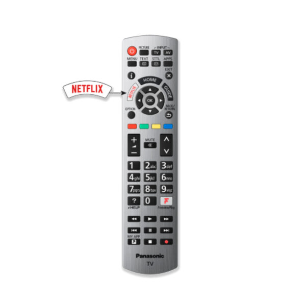 Remote Control for Panasonic GZ1000 Utra HD 4K OLED Television | Unilet Sound & VIsion