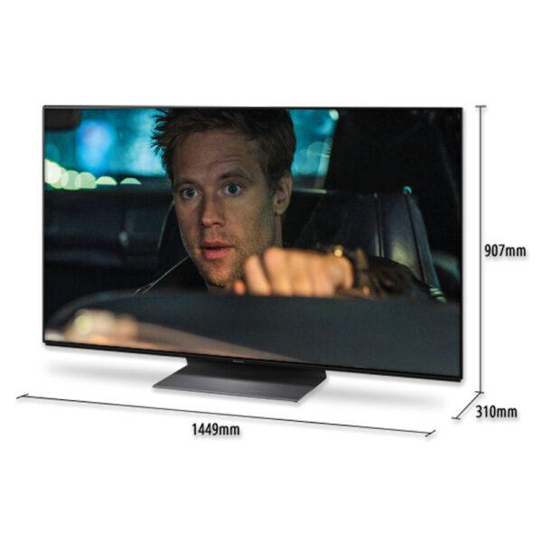 Panasonic GZ1000 Utra HD 4K OLED Television (65in) | Unilet Sound & VIsion
