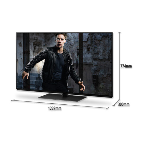 Remote Control for Panasonic GZ950 Ultra HD 4K OLED Television (55-inch) | Unilet Sound & VIsion