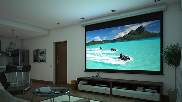 Screen Innovations 1 Motorized | Unilet Sound & Vision