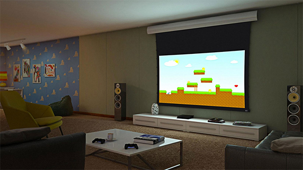 Screen Innovations 3 Motorized | Unilet Sound & Vision