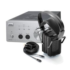 STAX SRS-7100 Earspeaker System | Unilet Sound & Vision