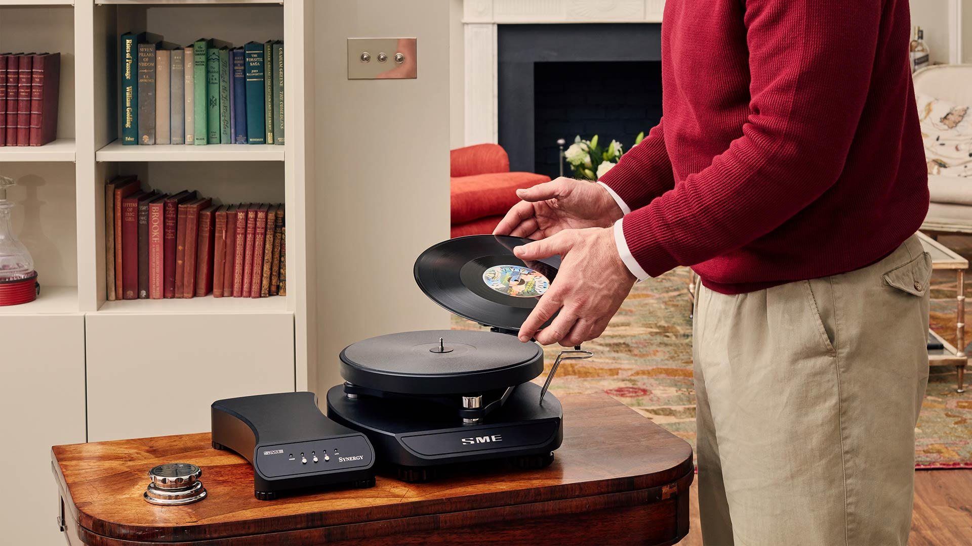 SME Synergy All-In-One Turntable | Unilet Sound & Vision