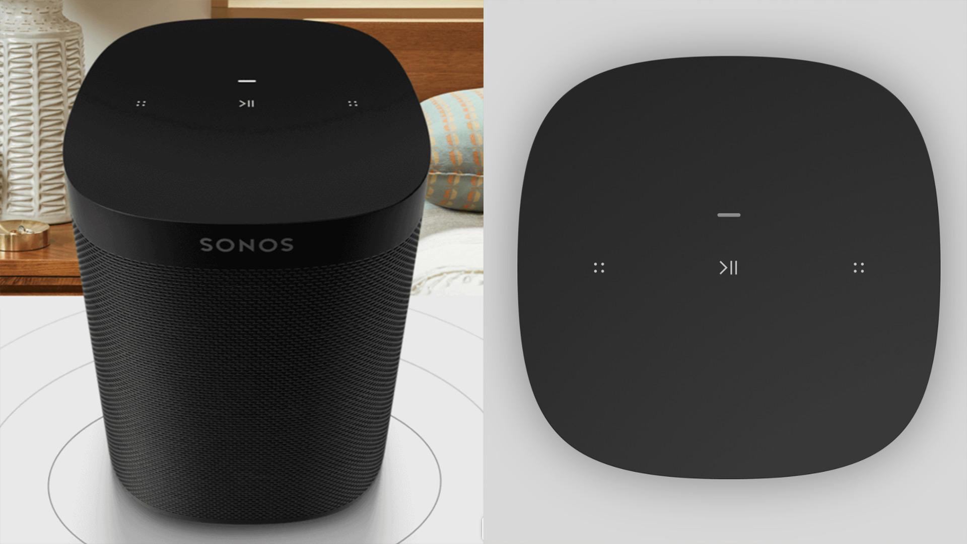 Sonos One SL Speaker | Unilet Sound & Vision