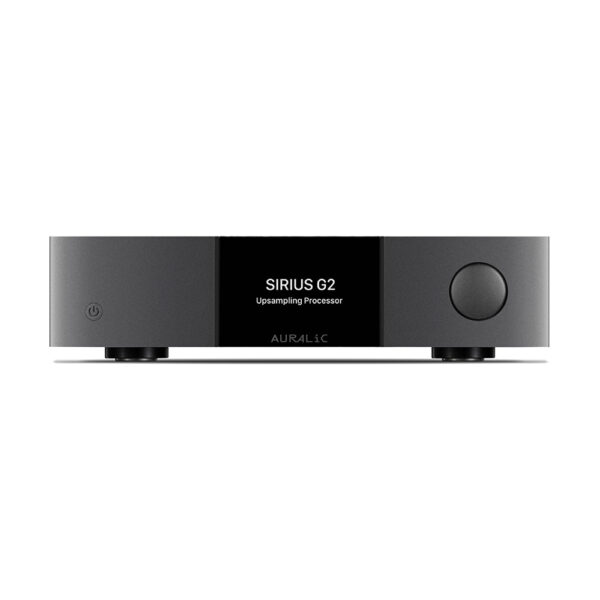 AURALiC Sirius G2 Upsampling Processor   Unilet Sound & Vision