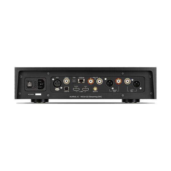 AURALiC Vega G2 Streaming DAC   Unilet Sound & Vision