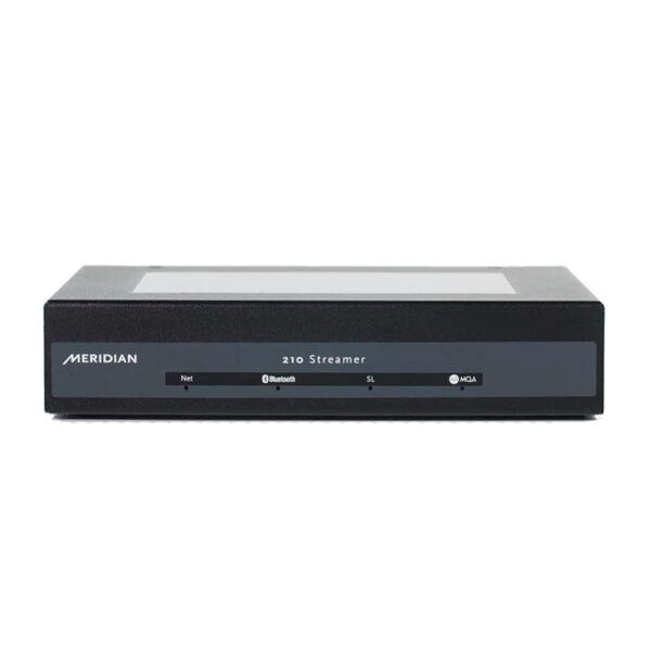 Meridian Audio 210 Streamer   Unilet Sound & Vision