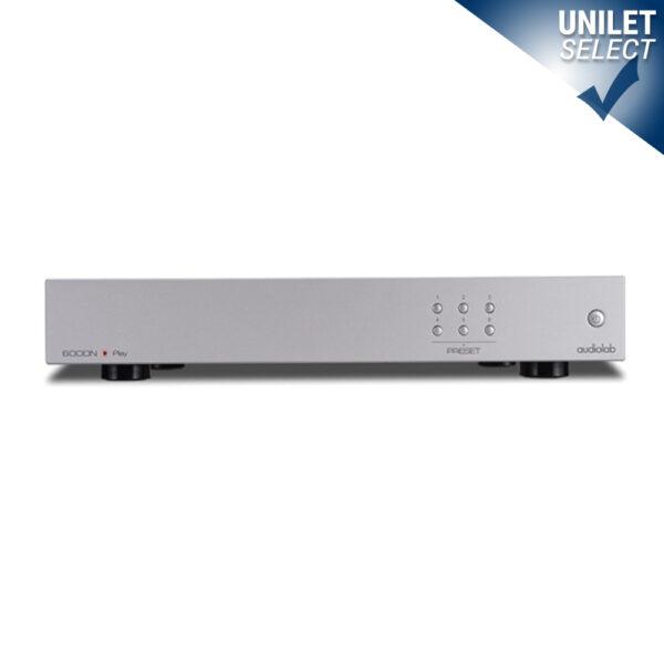 Audiolab 6000N Play Streamer | Unilet Sound & Vision