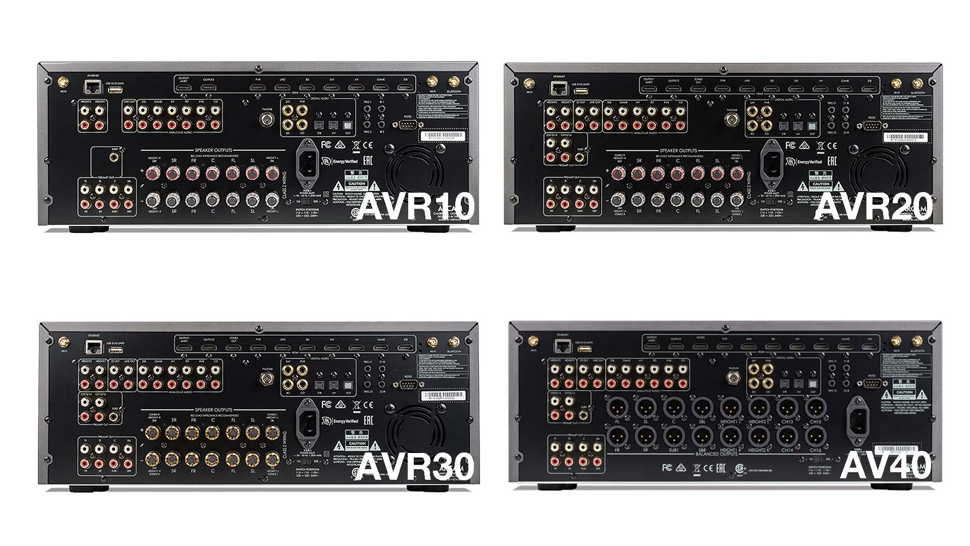 New Arcam Home Theatre AV Products | Unilet Sound & Vision