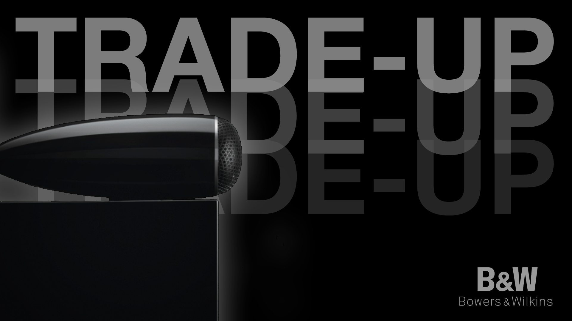 Trade-Up To Bowers & Wilkins Promotion | Unilet Sound & Vision