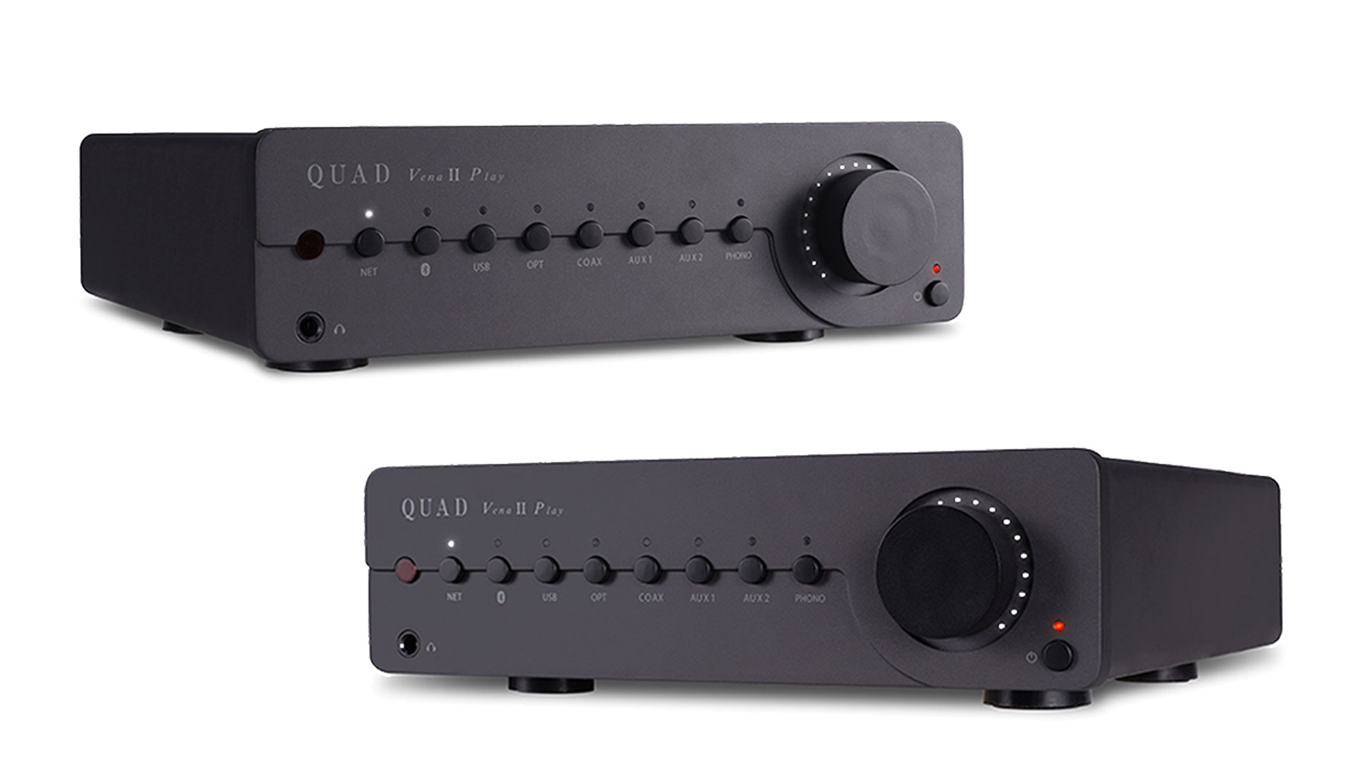 Quad Vena II Play Streaming Integrated Amplifier | Unilet Sound & Vision