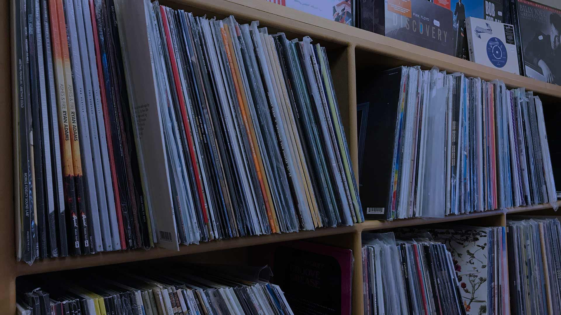 New Vinyl Stock List Now Available | Unilet Sound & Vision