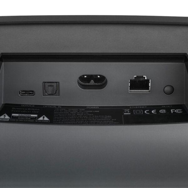 B&W Formation Bar Wireless Soundbar | Unilet Sound & Vision