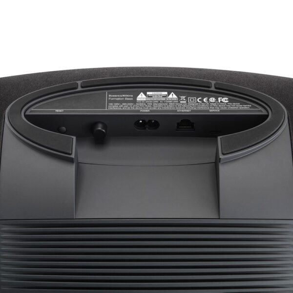 B&W Formation Bass Wireless Subwoofer | Unilet Sound & Vision