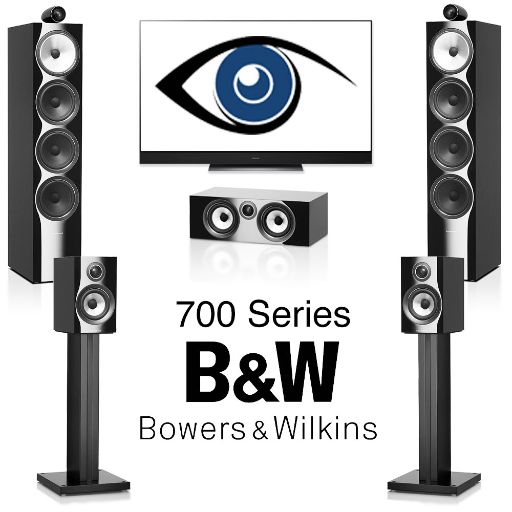 Bowers & Wilkins 700 Series Home Cinema Surround System
