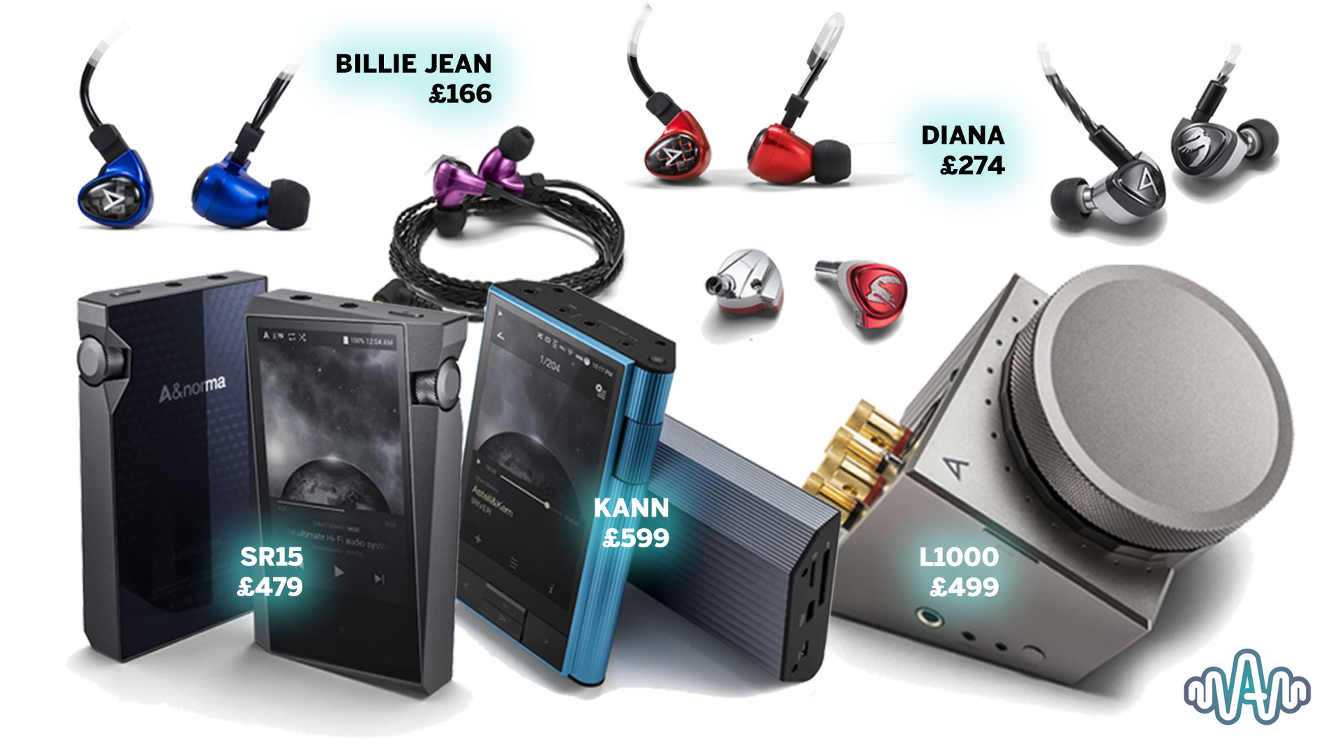 Astell&Kern Deals At Audio Sanctuary | Unilet Sound & Vision