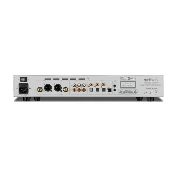 Audiolab 8300CDQ CD/DAC/Preamp | Unilet Sound & Vision