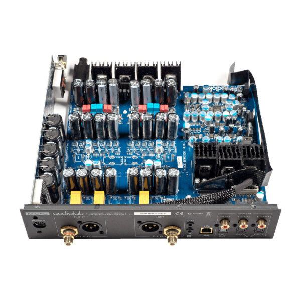 Audiolab M-DAC D/A Converter   Unilet Sound & Vision