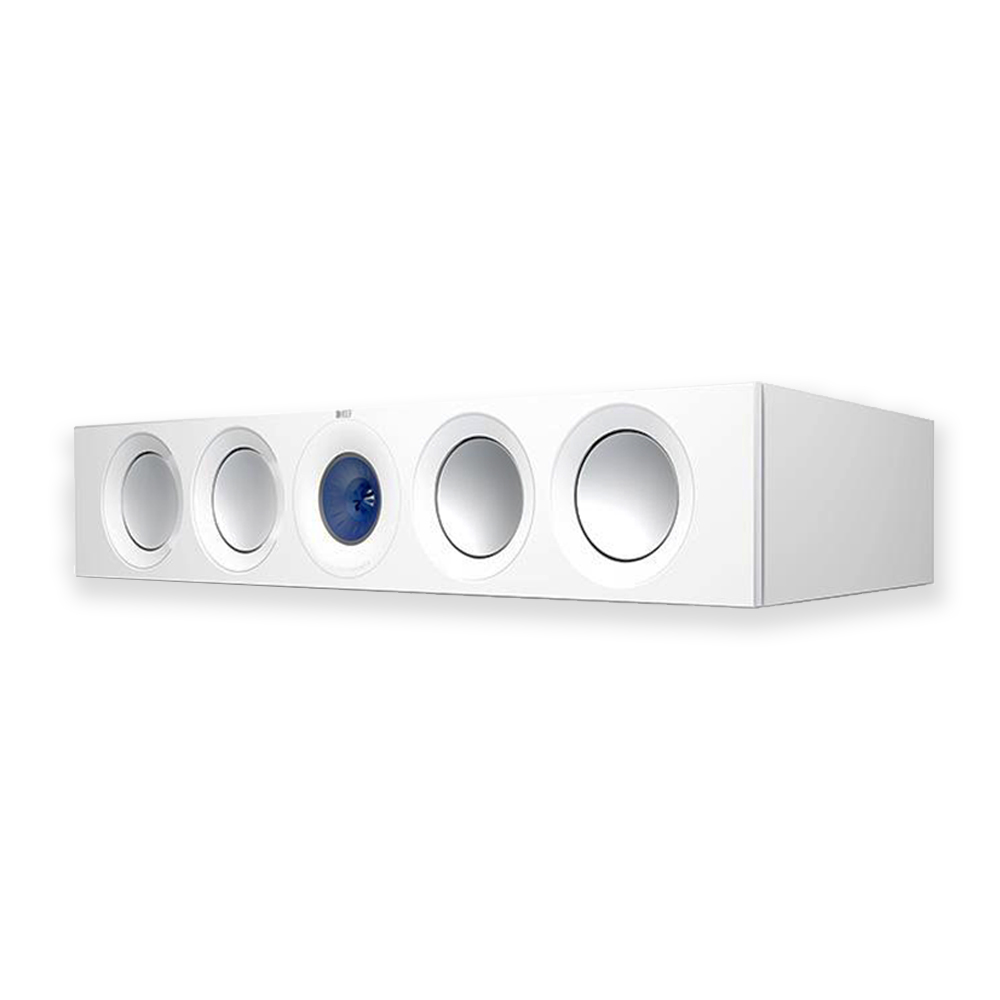 KEF Reference 4c Centre Loudspeaker (Blue Ice White)   Unilet Sound & Vision